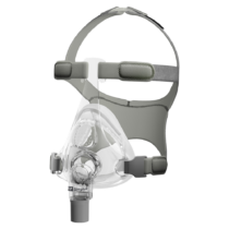 Fisher & Paykel Simplus CPAP-Full-Face-Maske Frontansicht