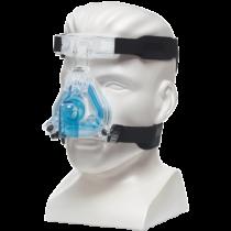 Philips Respironics ComfortGel Blue CPAP Nasenmaske Frontansicht