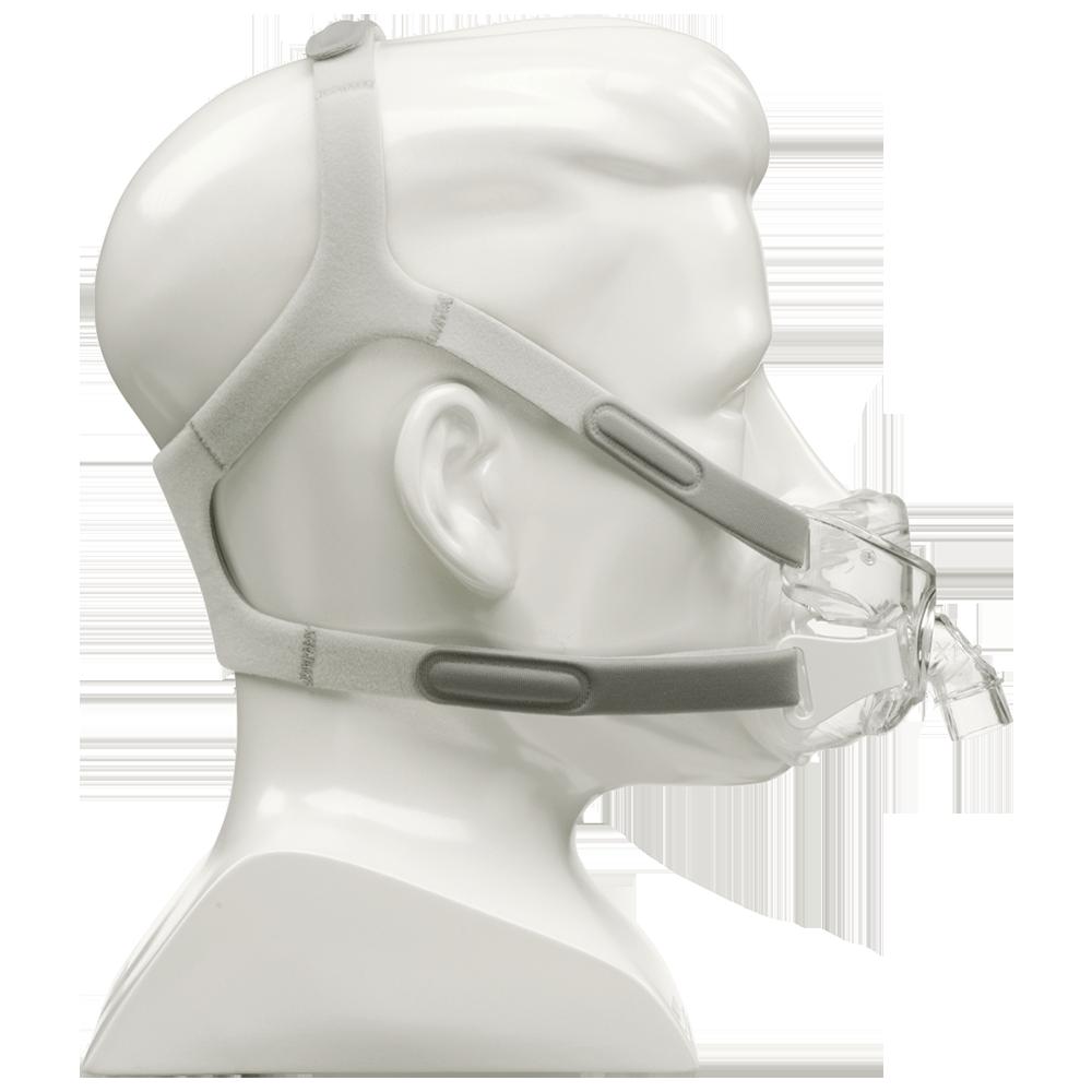 Amara View Mund-Nasenmaske Fullface Maske für CPAP