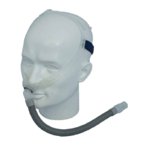 ResMed Swift FX CPAP Nasenpolstermaske Seitenansicht
