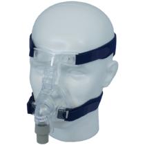 ResMed UltraMirage II Nasenmaske Frontansicht