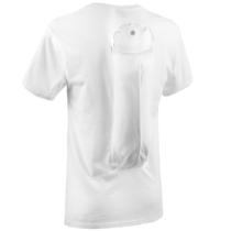SomnoShirt Comfort Schnarch-Shirt  Hinteransicht