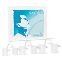 oxyhero push Nasenspreizer Inhalt und Verpackung