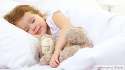 Schnarchen bei Kindern – was tun?