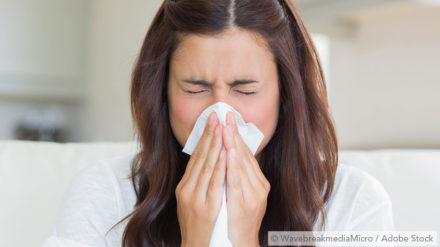 Schnupfen und Erkältung – freie Nase mit Nasenspülung und Nasendusche