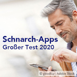 Schnarch-Apps – Großer Test 2020