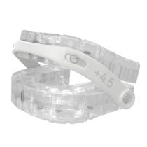 somnipax guard Premium Schnarchschiene Verderansicht geöffnet